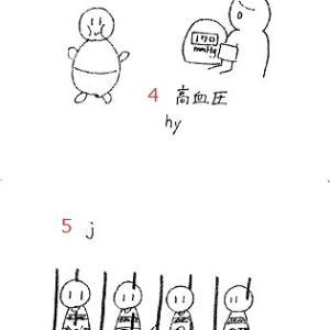 英検準1級 単語絵カードSet1 No.1~8 ≪問題≫