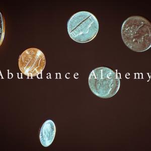 お金と豊かさを錬金する。