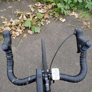 ロードバイクのブルホーンハンドルをパワーツールズ SHORT BULLHORN BAR 1に変えた話。