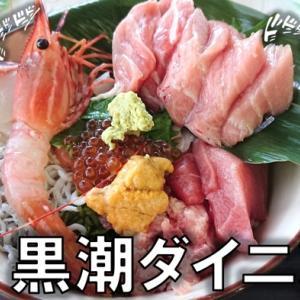 【鳥羽市】「黒潮ダイニング」究極の海鮮丼をパールロードで食べてきた!(メニュー・駐車場)