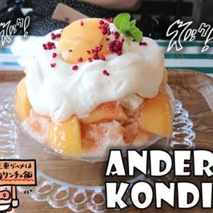 【松阪市】「アンデルセンコンディトライ」SNSで話題のかき氷!夏季限定の絶品スイーツを食べてきた!