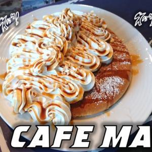 【津市】「CAFE MAWE」30種類以上のパンケーキが食べれる!ハワイアンカフェ(駐車場・メニュー)
