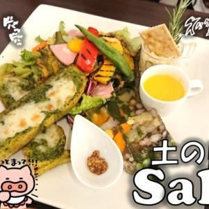 【津市】「土の中のSalad」野菜を使ったお洒落ランチ!彩り豊かなプレートが大人気(メニュー・駐車場)
