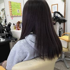 スマホでのヘアカラーのカウンセリング時注意点