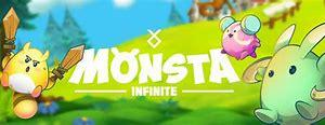 Monsta Infinite(MONI)(仮想通貨)とは一体?ゆるく解説