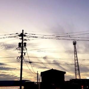 朝から〜from morning