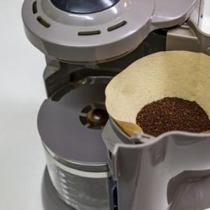 コーヒーメーカーの手入れのサボりはコーヒーの風味に影響する?コーヒーメーカーの汚れの原因は?