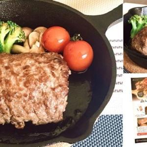 【実食レポ】肉肉しさ満点でウマい!肉の卸問屋アオノの『そのまんま肉バーグ』をお取り寄せしてみた
