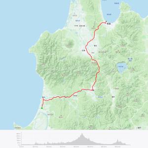 【2016】ロードバイクで日本縦断してみた(大潟村~青森編)