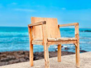 シルバニアの家具作り5 ベンチ