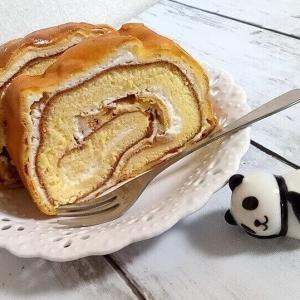 厚狭のおすすめロールケーキといえば?トロアメゾンの生シュウロール