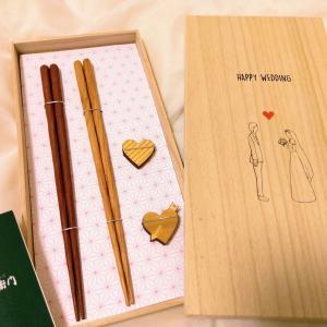 箸:同じ長さのペア箸を貰って嬉しかった話