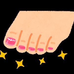 【サクッと解説】 クリアストロングショット アルファの効果 実際に使ってみた (足の爪の!変色に効果ある?)