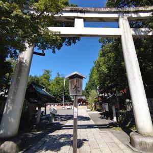 秩父神社に行ってきました