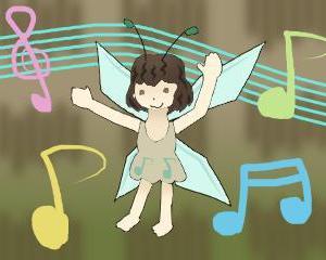 音樂妖精が何を考えているのか分からない