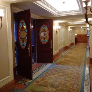 マーセリンサロンでチェックイン 2泊目はディズニーランドホテル① 7月平日ホテルホッパーする三連泊その26