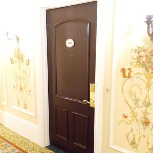 元ファミリールームが改装されたお部屋です ディズニーランドホテル② 7月平日ホテルホッパーする三連泊その27