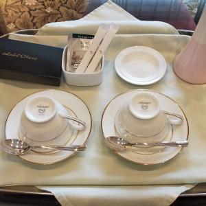 ワンハーモニー特典の美味しいリーフパイ ホテルオークラ東京ベイ⑧ 7月平日ホテルホッパーする三連泊その50