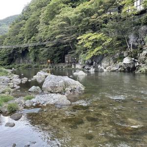 2021/9/19 おじか・きぬ漁協管轄、男鹿川C&R釣行
