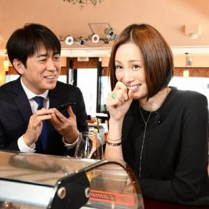 米倉涼子が安住紳一郎アナを個人事務所に勧誘?仲良しからビジネスパートナーへ発展か