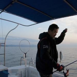 スクランブル出船で連荘釣行