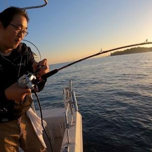 夜の魚パーティのためにいろいろ釣るべし