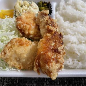 【中津からあげ とり勝】福岡市六本松の揚げたて「からあげ弁当」