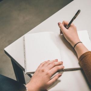 【LIFE】文字を書こう、そしてキレイに書こう 文字を書くことのメリット