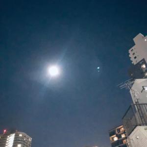 うお座満月 中秋の名月 『お月見 オンライン交流会』のお誘い