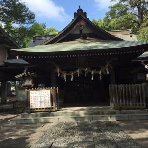 高城神社(埼玉県熊谷市)