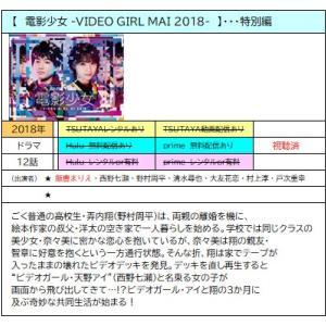 電影少女 -VIDEO GIRL AI 2018-・・・特別編 (日本・ドラマ)