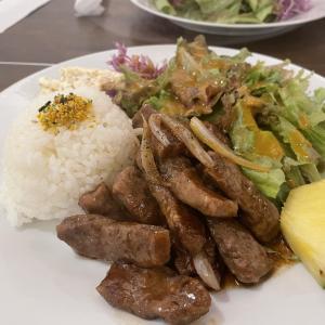 【下関駅】MENEHUNE(メネフネ)のハワイアンランチを食べてみた。