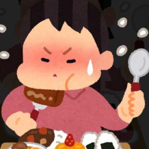 太らない為に食べる時間に気を付けて❗️