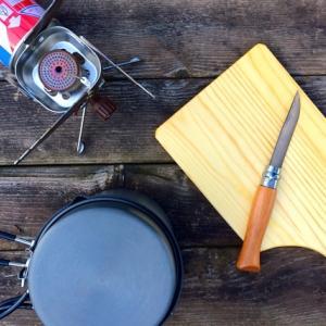【超キャンプ入門⑤】キャンプに必要な調理器具一覧【初心者必見】