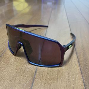 初のガチサングラス?!OAKLEY SUTROを購入!