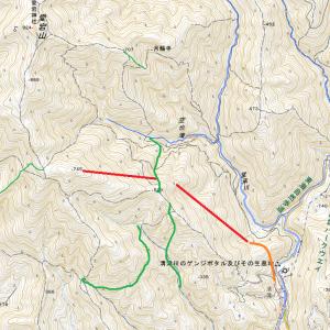 愛宕山ルートの再考(1)