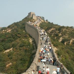 中国・北京旅行 万里の長城・天安門広場など【2006年9月】