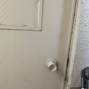 開かずの扉の開錠依頼で初めての経験|鍵は開いてもドアが開かない?