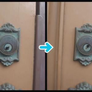 玄関の鍵「AGE製ピンシリンダー」紛失によるピッキング解錠