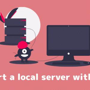 net/httpを利用してGoでローカルサーバーを立ち上げよう!