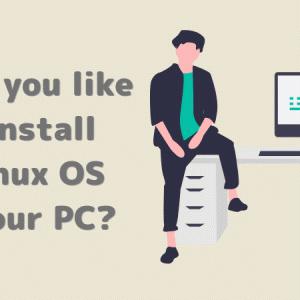 Windowsで動作が遅いPCにLinuxOSを導入しませんか?