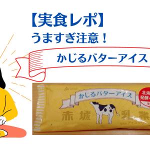 【実食レポ】うますぎ注意!赤城乳業かじるバターアイス