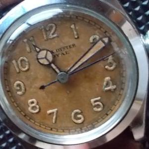 1930s-40s へタイムスリップ!『アンティーク・ロレックス』