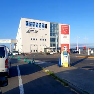 日本一週 5日目 本州上陸