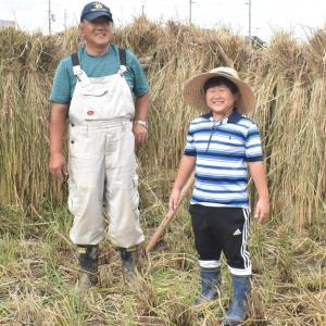 小3生「50年前の手法」でイチから米作り 費用はお年玉貯金から捻出、休耕田借り挑戦
