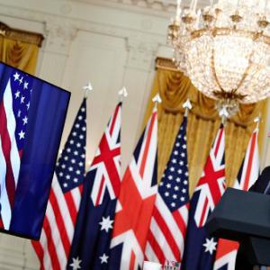 米英豪、新たな安全保障の枠組み インド太平洋で中国にらみ