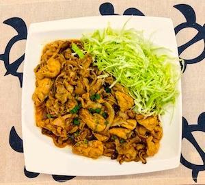 ママと一緒におうちご飯で超かんたん生姜焼きを作ってみた〜小6のブログ〜