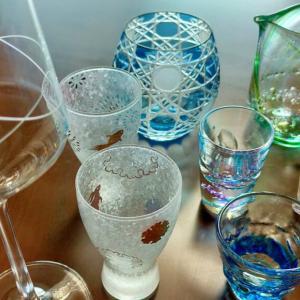 日本酒の器を選び、味わいを変えて楽しむ