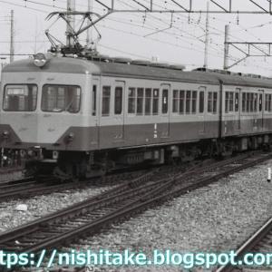小平の351系 1982.3.27