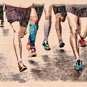 マラソン大会の楽しみ方